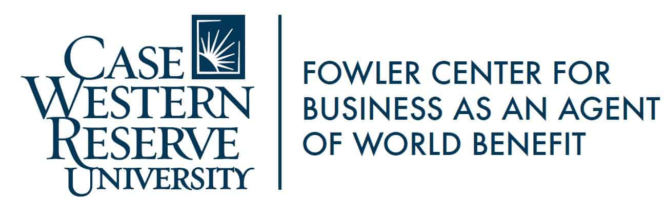 The Fowler Center for Business as an Agent of World Benefit